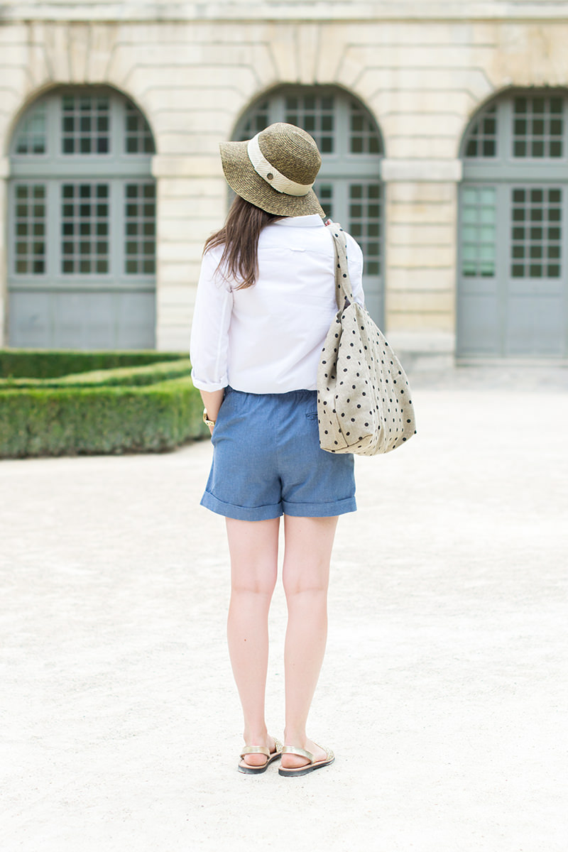 Porter la chemise en t mode and the city - Daphne mode and the city ...