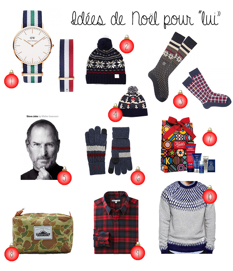 Holiday gift guide id es cadeaux noel mode and the city blog mode et li - Vente cadeau de noel ...