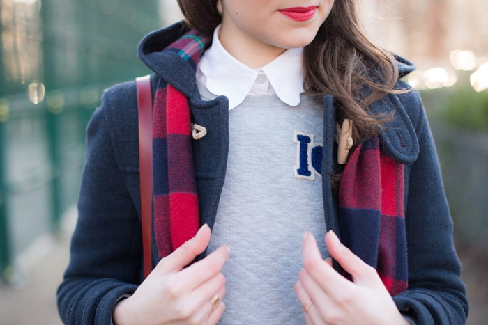 Blog Mode And The City - www.modeandthecity.net - School Girl