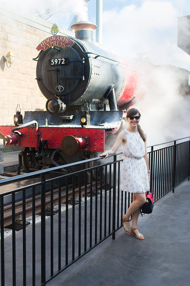 Mode And The City - www.modeandthecity.net - Mon Voyage aux USA #5 : Floride - Parc Harry Potter Orlando