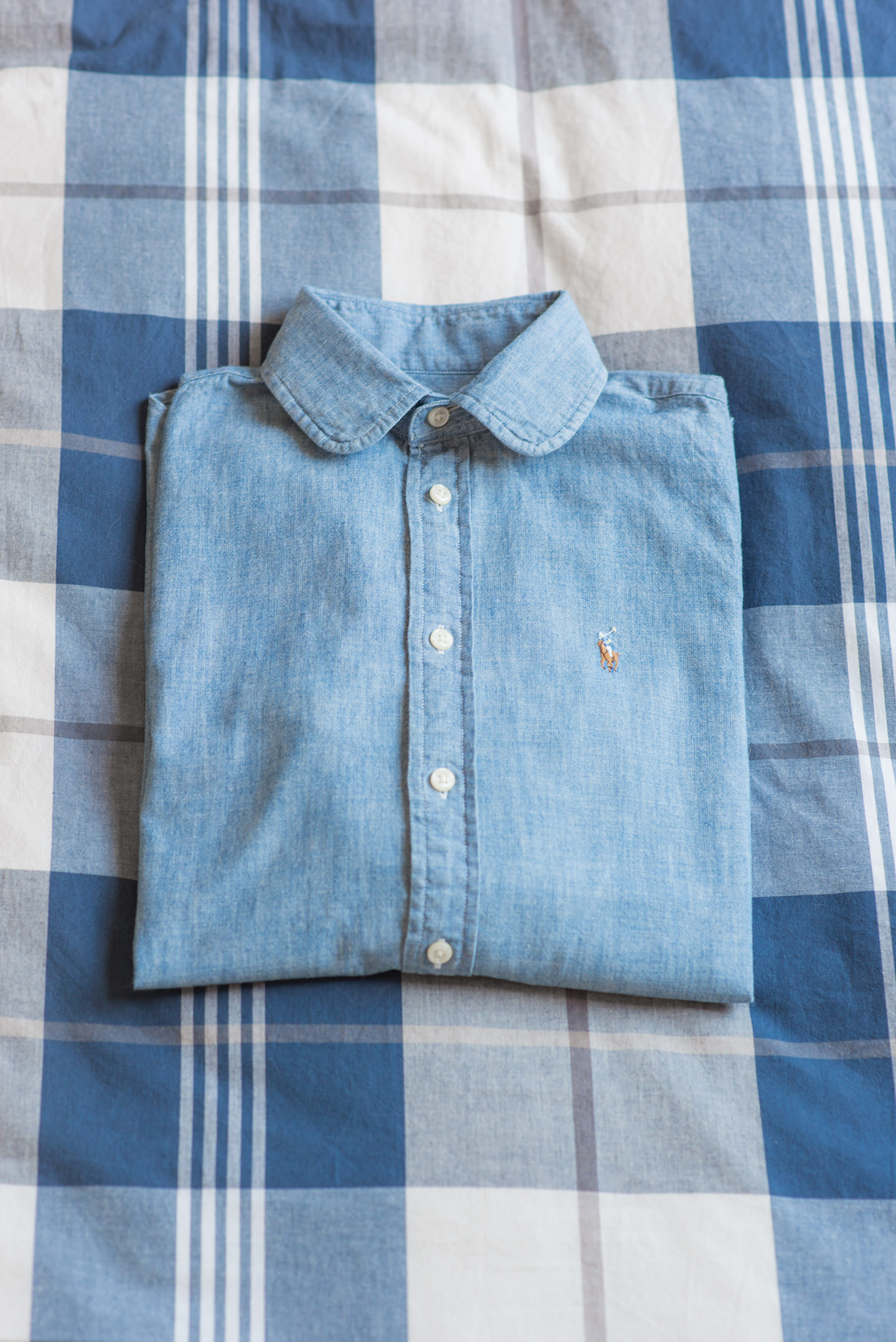 Blog-Mode-and-The-City-LIfestyle-5-petites-choses-chemise-jean-femme-ralph-lauren