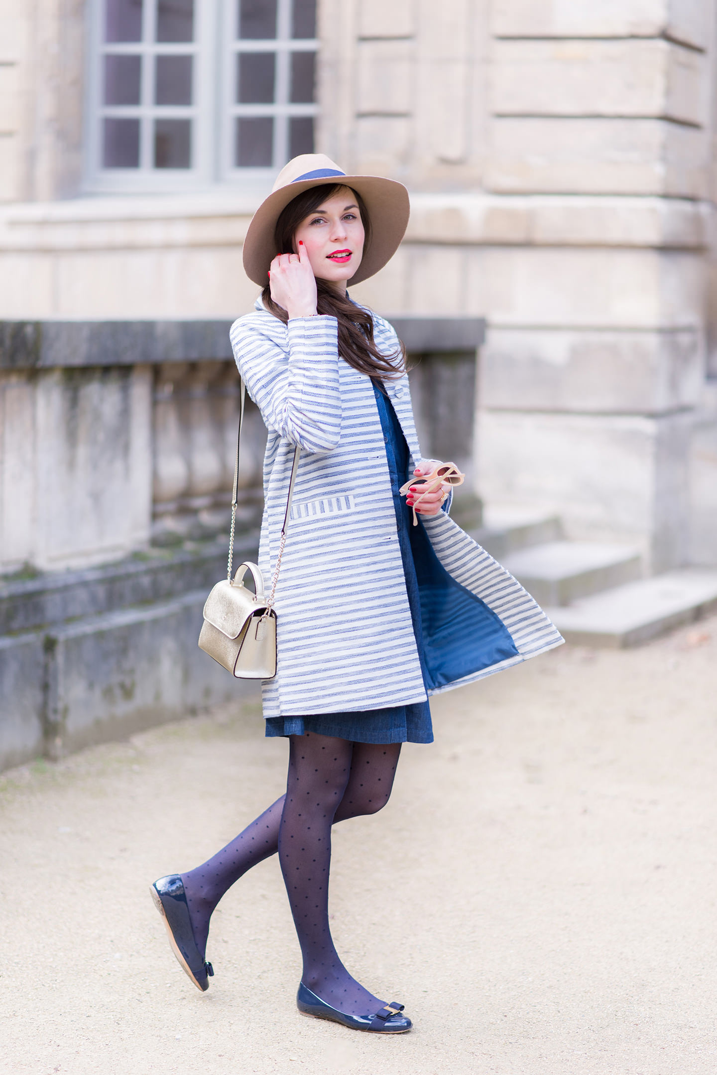 Blog-Mode-And-The-City-Looks-Le-manteau-raye-Mademoiselle-R