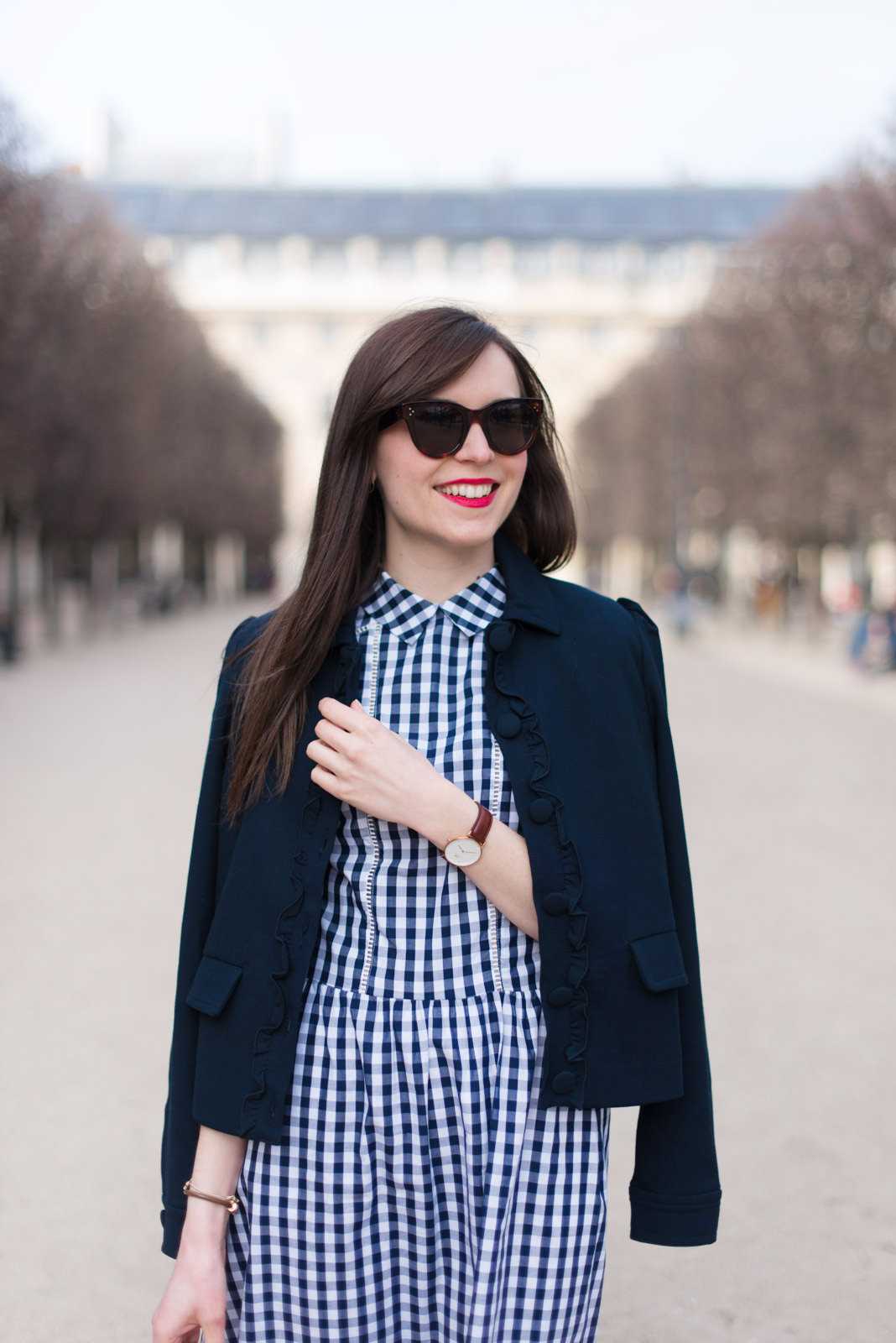 Blog-Mode-And-The-City-Looks-En-Robe-Vichy-2