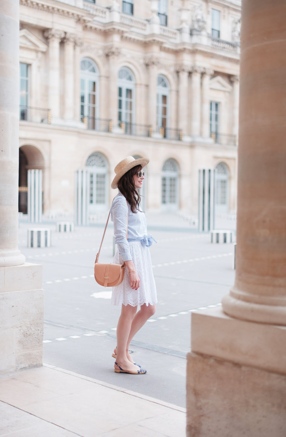 Blog-Mode-And-The-City-Looks-La-Chemise-Vichy