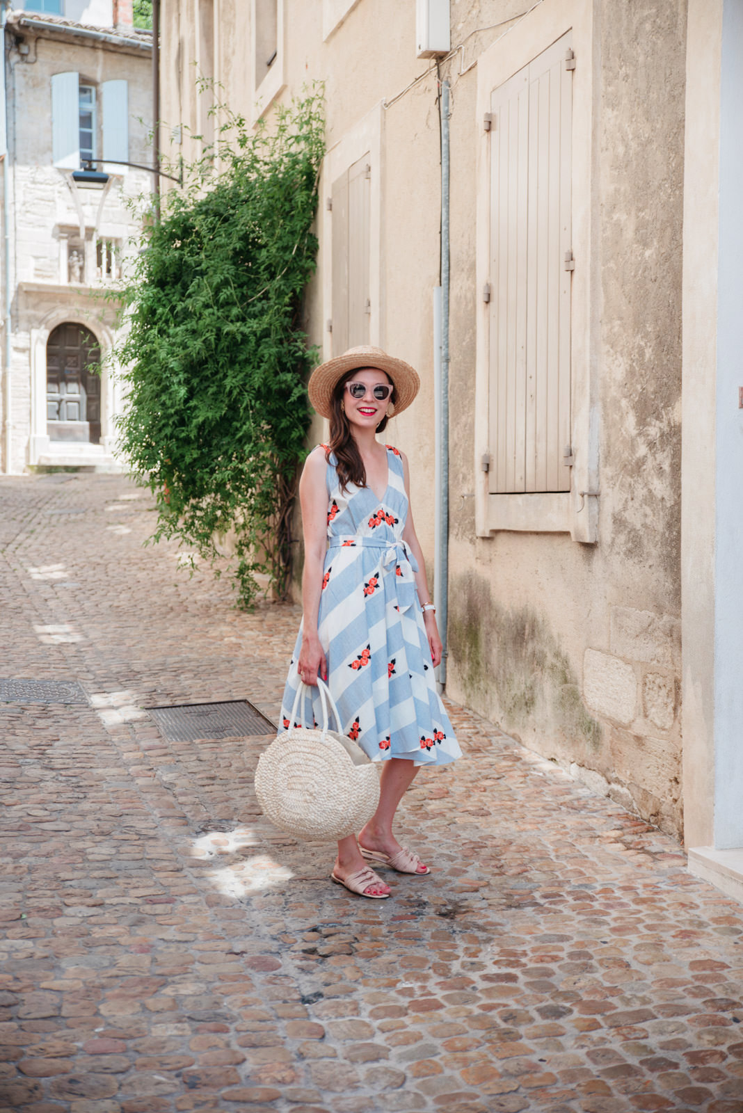 Blog-Mode-And-The-City-Lifestyle-Voyage-Avignon-Mas-Des-Herbes-Blanches-8