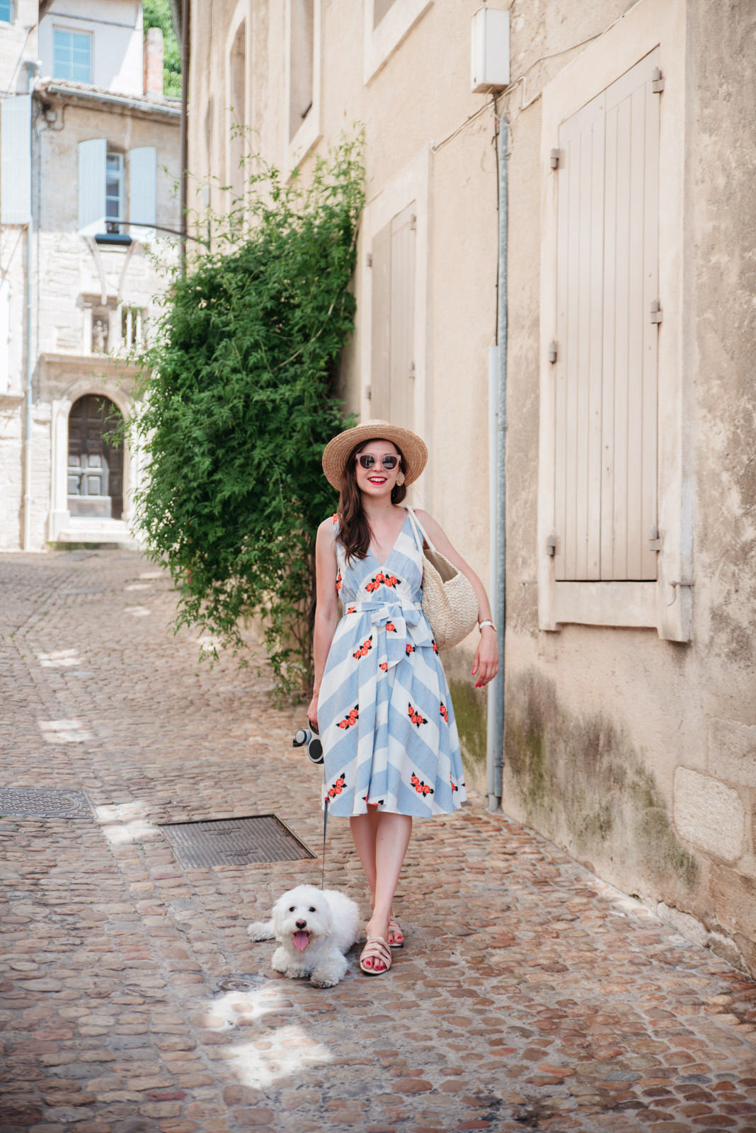 Blog-Mode-And-The-City-Lifestyle-Voyage-Avignon-Mas-Des-Herbes-Blanches-9