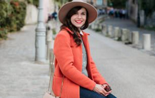Blog-Mode-And-The-City-Looks-Manteau-Potiron-Somewhere