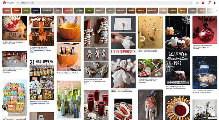 halloween party pinterest images