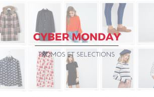 cyber monday codes promo reductions selection mode