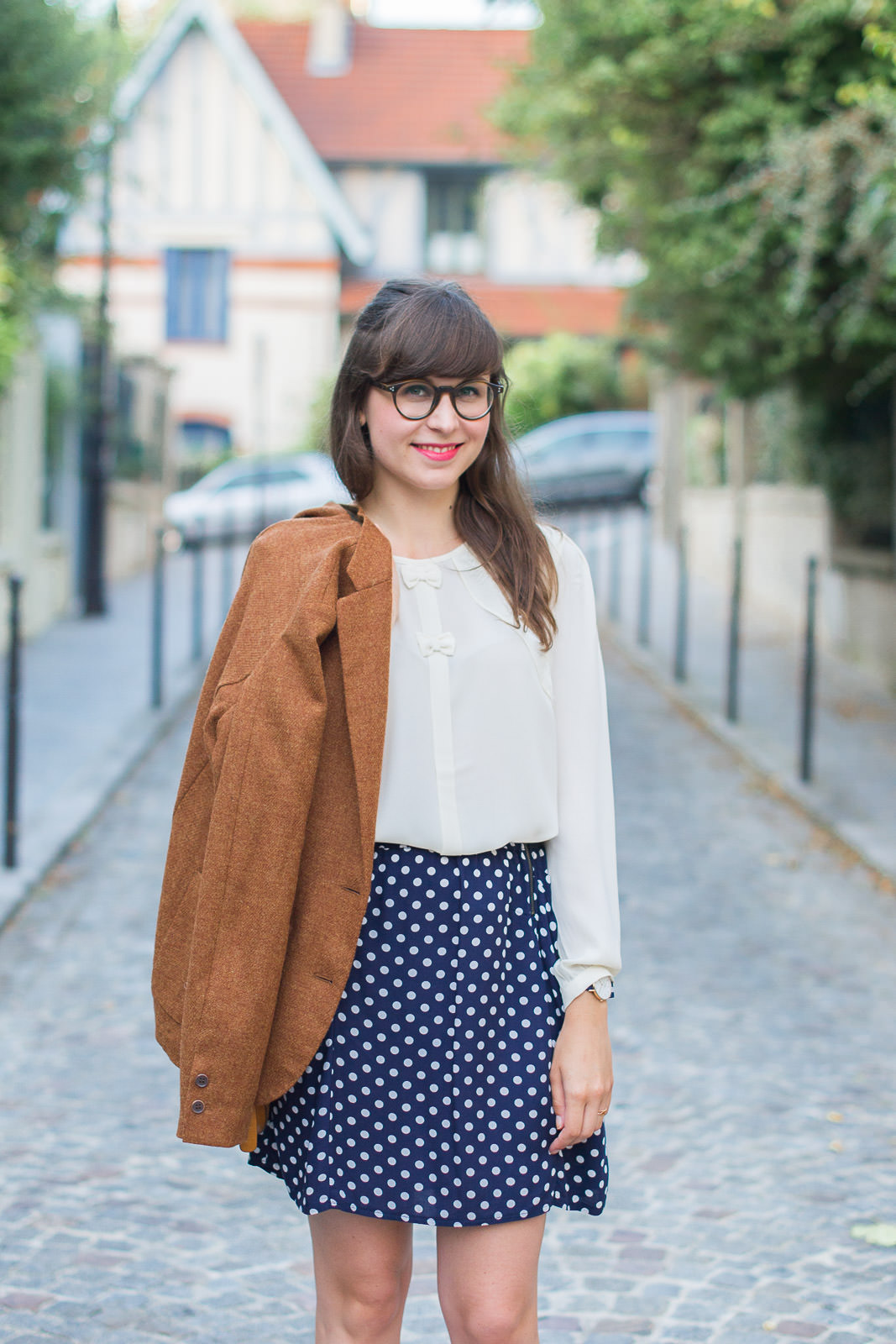 Blog-Mode-And-the-City-Looks-Pois-Dentelle-Tweed