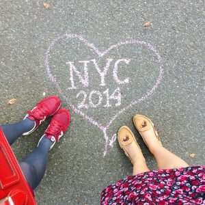 Mon voyage aux USA #1 – New York - Daphné Moreau - Mode and The City
