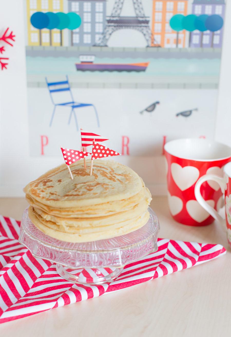 Blog Mode And The City - www.modeandthecity.net - Les Cinq Petites Choses #116 - pancakes dimanche