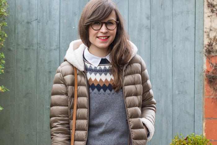 Blog Mode And The City - www.modeandthecity.net - Bien Au Chaud Dans Mon Pull Aigle
