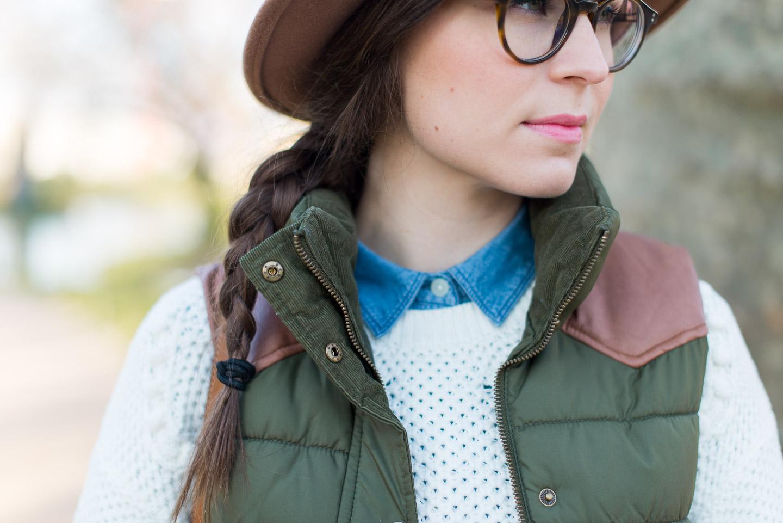 Blog mode et lifestyle Mode And The City - www.modeandthecity.net - Comment porter la veste matelassée sans manche?