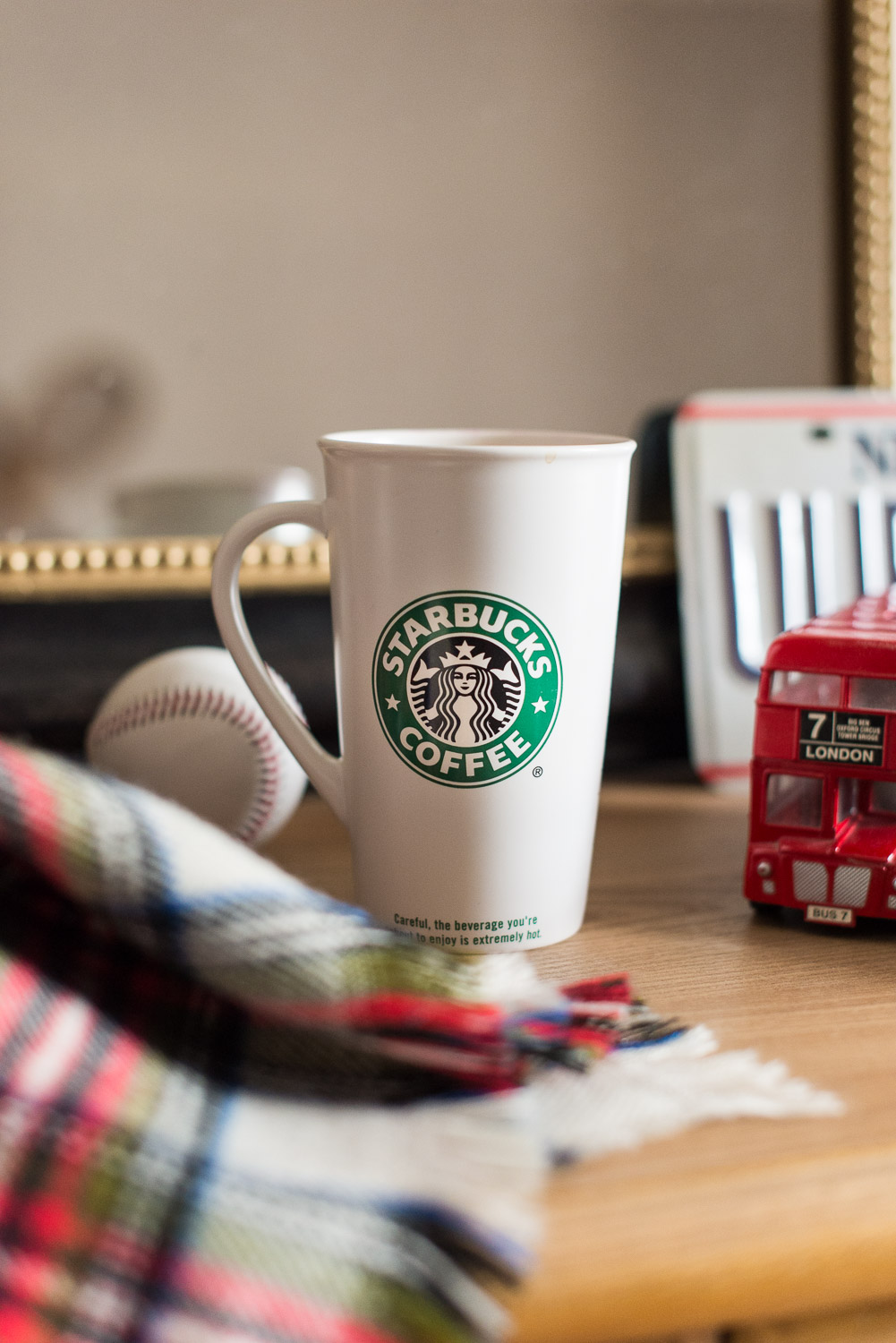 Blog mode et lifestyle Mode And The City - www.modeandthecity.net - Weekend cocooning à la campagne - Starbucks