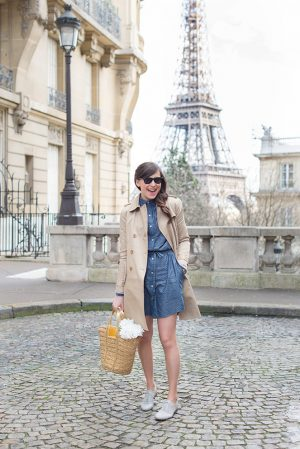 Mon look Somewhere pour le printemps - Daphné Moreau - Mode and The City