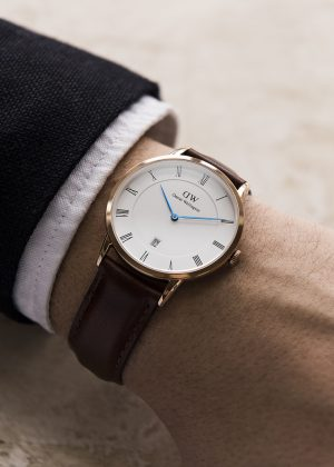 """Dapper"" by Daniel Wellington - Daphné Moreau - Mode and The City"