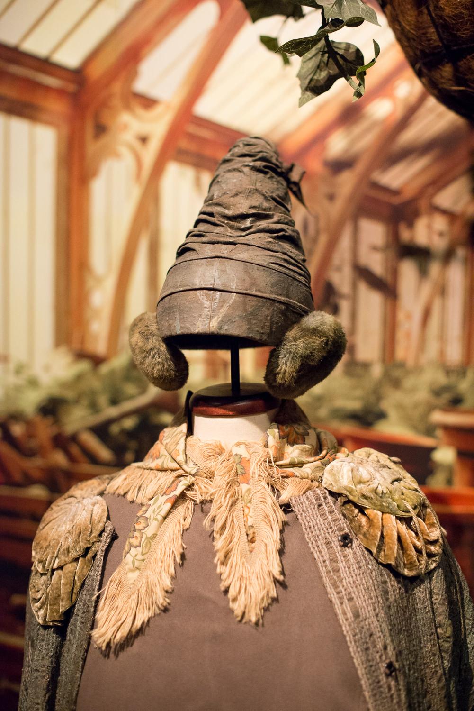Blog Mode And The City - Exposition Harry Potter Paris - Tenue Professeur Chourave
