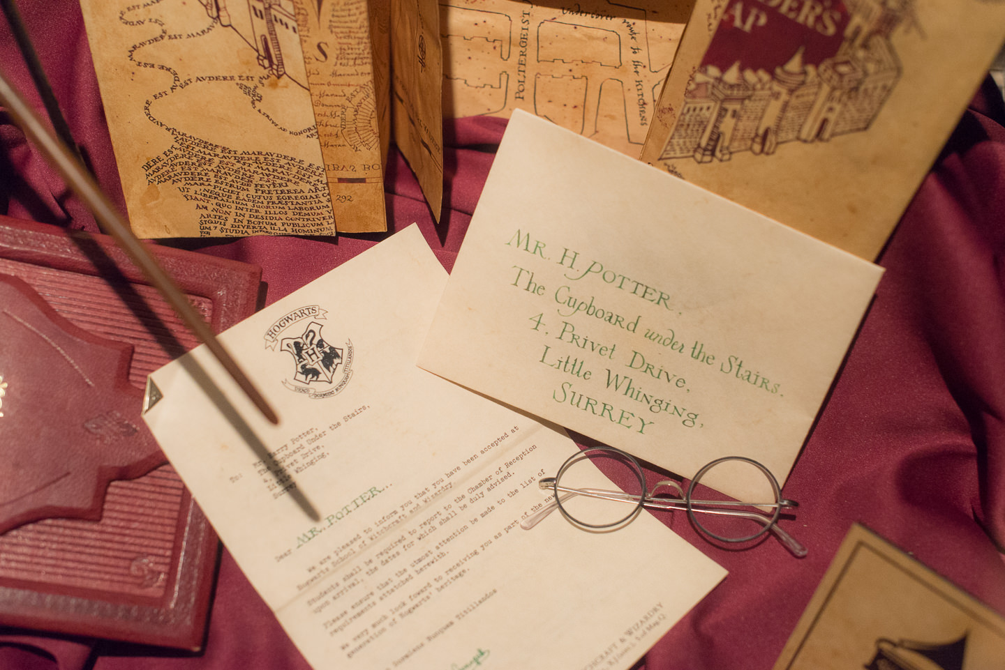 Blog Mode And The City - Exposition Harry Potter Paris