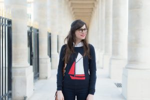 Le pull bateau Bizzbee - Daphné Moreau - Mode and The City