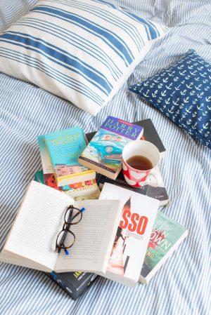 Les livres à lire pendant les vacances - Daphné Moreau - Mode and The City