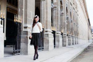 4 looks pour 4 décennies avec iBlues - Daphné Moreau - Mode and The City