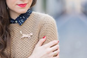 Pull Boden & cocooning - Daphné Moreau - Mode and The City