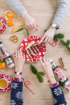 Goûter de Noël avec Daniel Wellington - Daphné Moreau - Mode and The City
