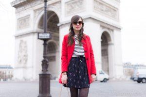 L'Arc de Triomphe - Daphné Moreau - Mode and The City