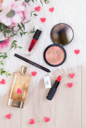 Mes 10 essentiels beauté pour la Saint Valentin - Daphné Moreau - Mode and The City