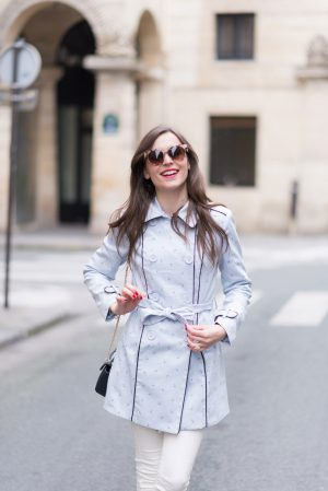 Le trench parfait - Daphné Moreau - Mode and The City