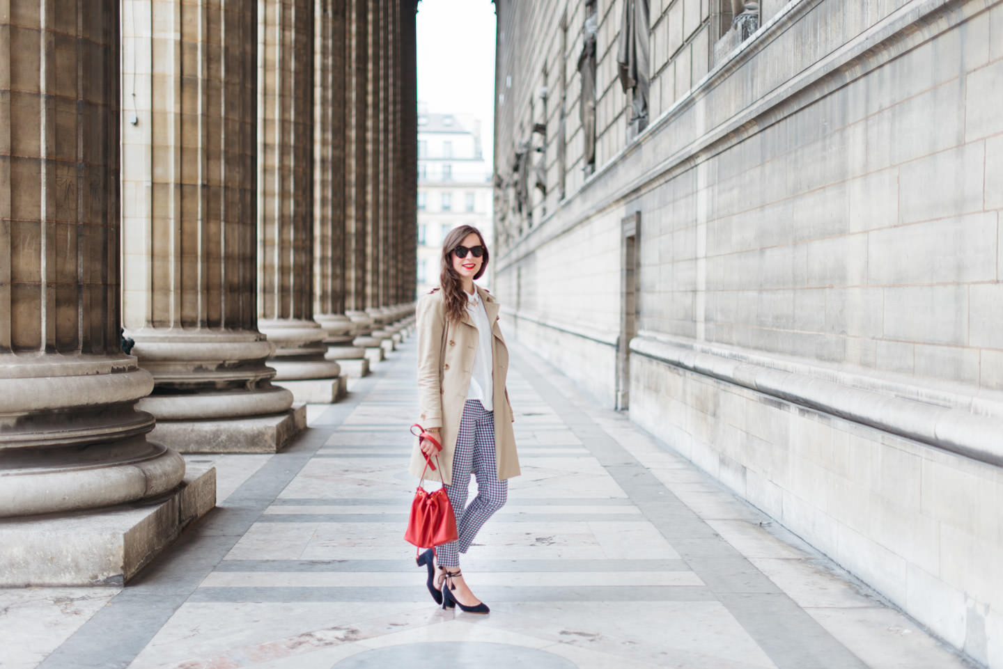 Blog-Mode-And-The-City-Looks-Porter-Le-Pantalon-Vichy