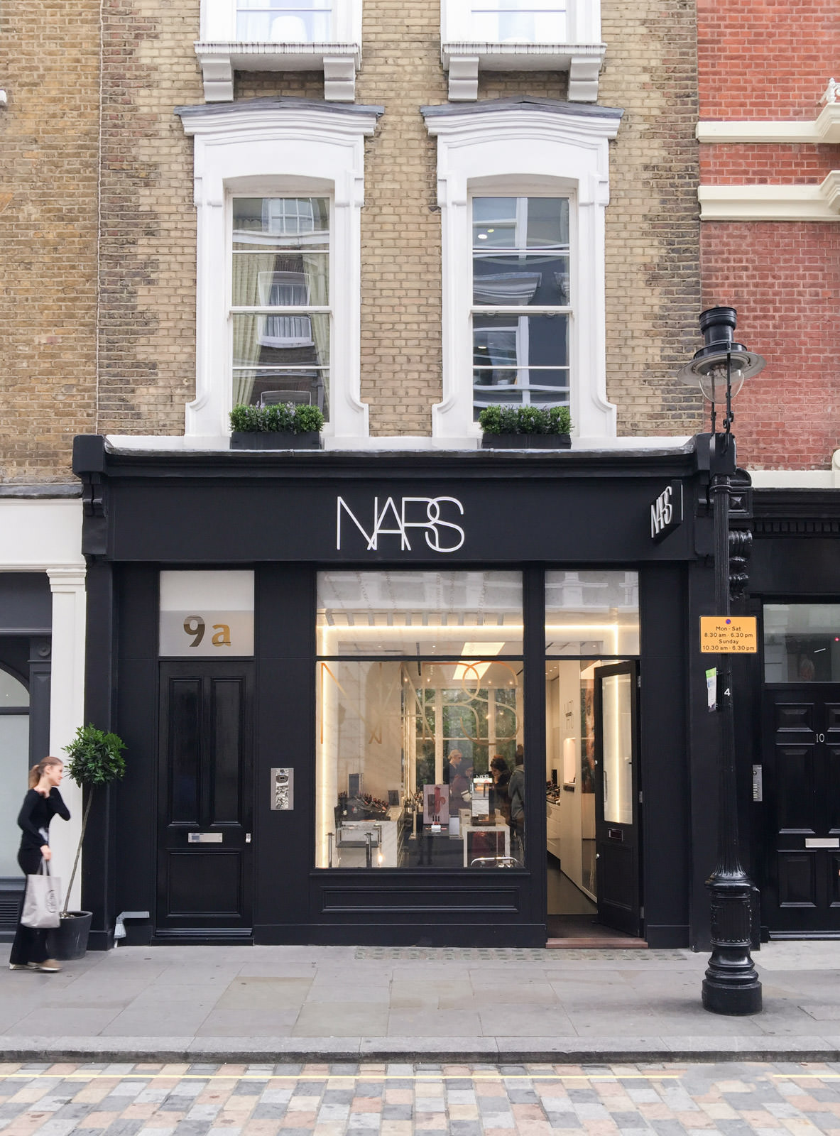 Blog-Mode-And-The-City-Lifestyle-Cinq-Petites-Choses-189-NARS-Londres-Fashion-Week
