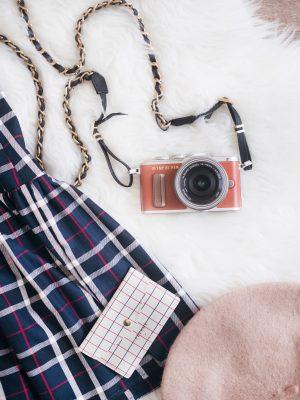 Notre avis sur l'Olympus E-PL8, appareil photo hybride à emporter partout - Daphné Moreau - Mode and The City