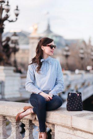 Mes astuces pour choisir la bonne taille de jean Sézane - Daphné Moreau - Mode and The City