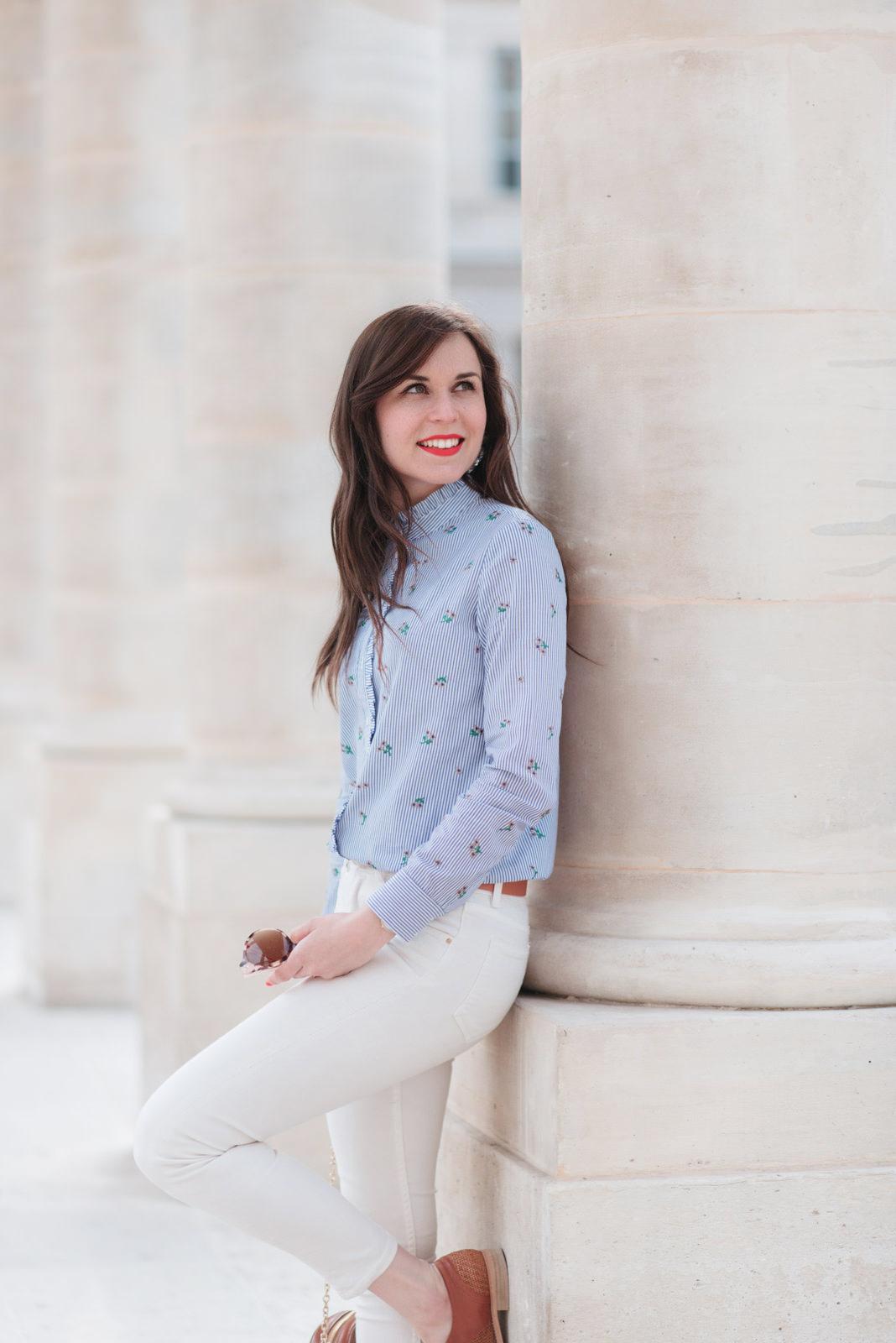 Blog-mode-And-The-City-Looks-Printemps-Pantalon-Blanc-5