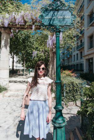 Les Cinq Petites Choses #215 - Daphné Moreau - Mode and The City