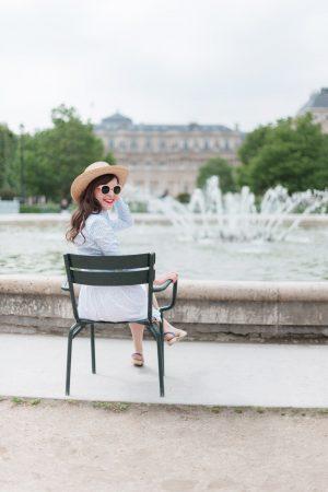 La chemise vichy - Daphné Moreau - Mode and The City