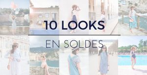 10 looks en soldes - Daphné Moreau - Mode and The City