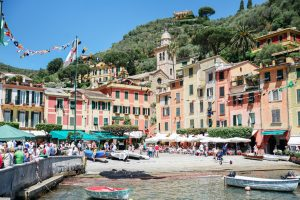 Italie #3 : Voyage à Portofino - Daphné Moreau - Mode and The City