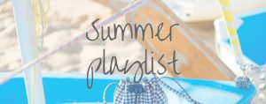 Musique : ma playlist summer pour l'été - Daphné Moreau - Mode and The City