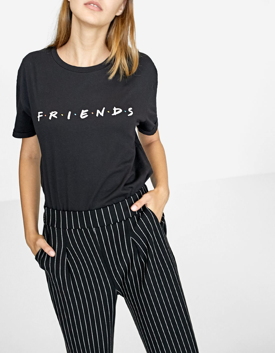Blog-Mode-And-The-City-Lifestyle-Cinq-Petites-Choses-213-tee-shirt-friends-stradivarius