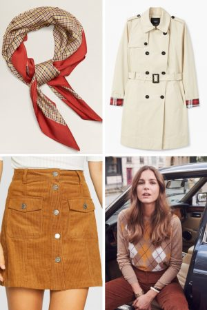 Le dressing preppy parfait pour la rentrée - Daphné Moreau - Mode and The City