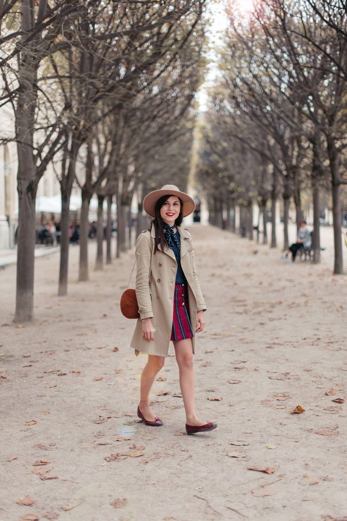 Blog-Mode-And-The-City-Looks-Jupe-Preppy-Automne-Palais-Royal-7