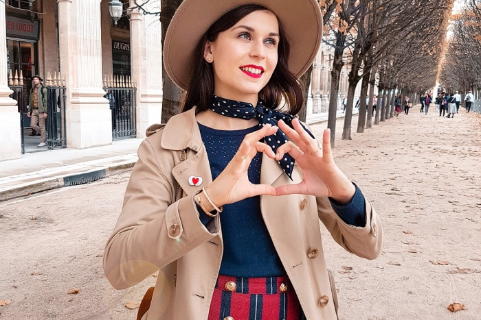 Look preppy color mode and the city - Daphne mode and the city ...