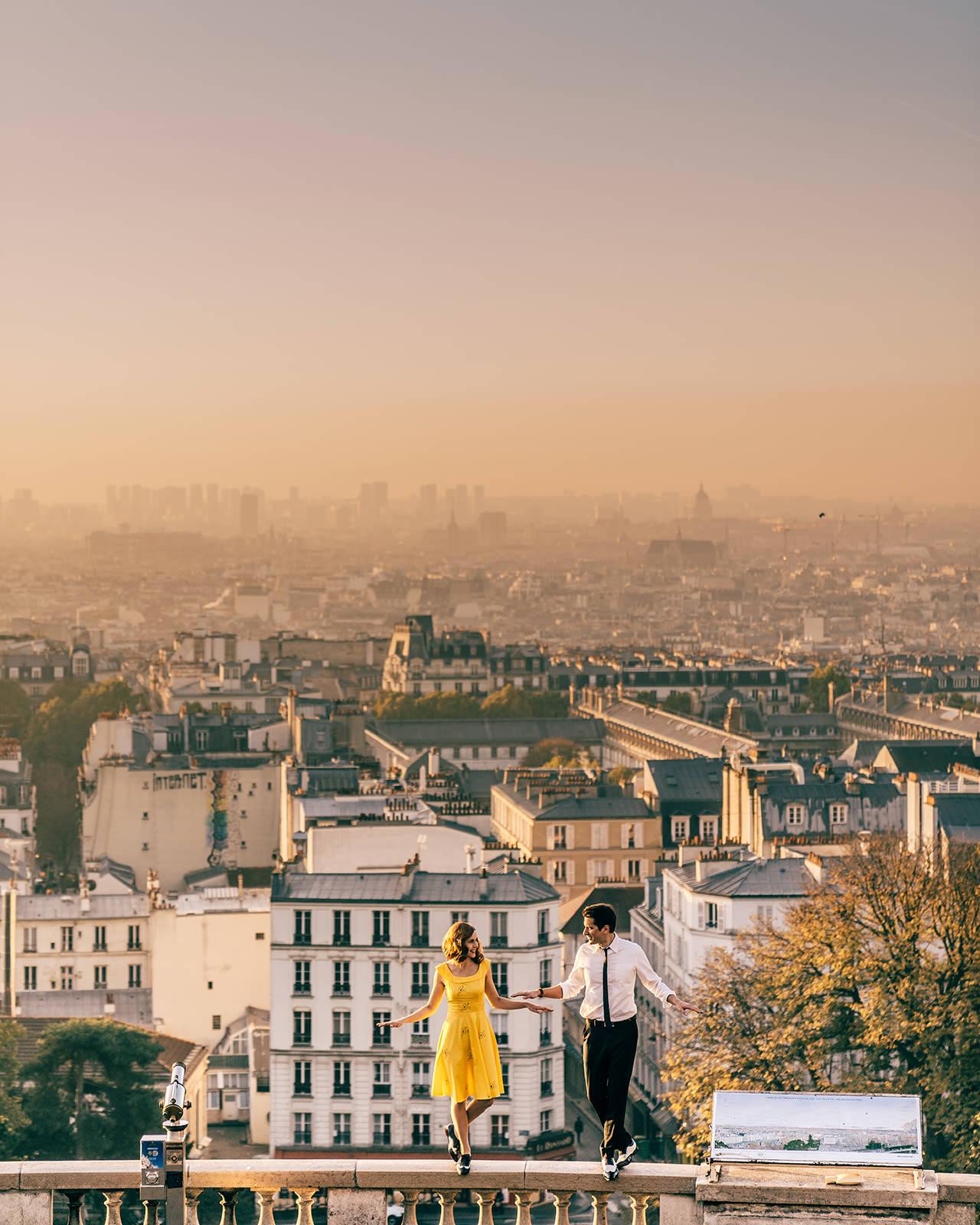 La La Land costume Vutheara Montmartre Paris