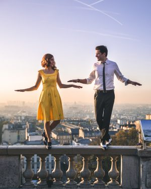 Halloween : nos costumes de Mia & Sebastian de La La Land à Montmartre - Daphné Moreau - Mode and The City