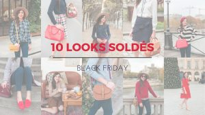 Mes 10 looks soldés en Black Friday - Daphné Moreau - Mode and The City