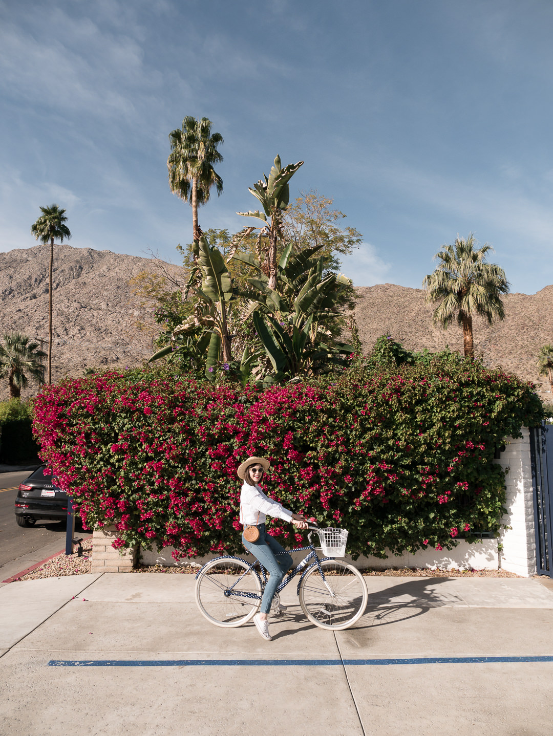 palm springs bike