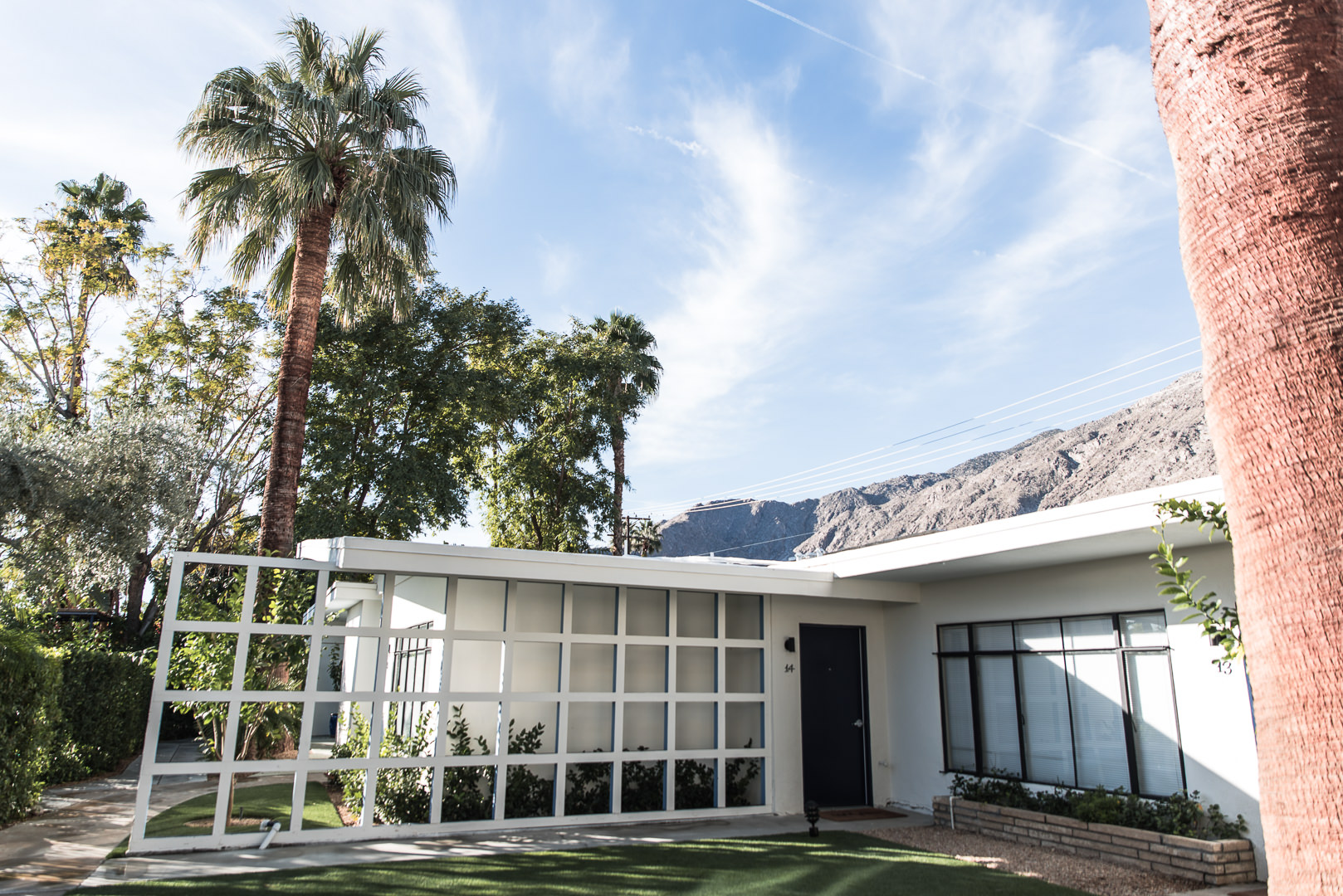 palm springs holiday house
